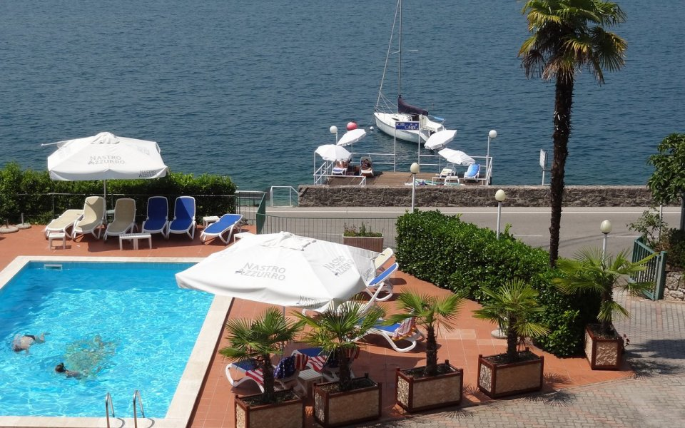 June offer on Lake Garda