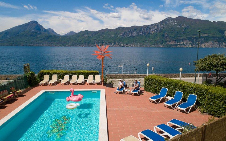 September offer on Lake Garda